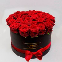 Caja Negra de Rosas Rojas, Mexico